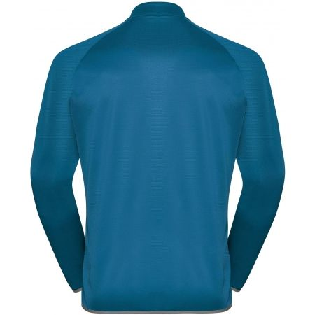 Tričko s dlouhým rukávem a stojáčkem - Odlo SUW MEN'S TOP L/S 1/2 ZIP TURTLE NECK ACTIVE WARM - 2