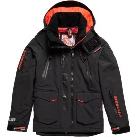 Superdry ULTIMATE SNOW RESCUE JACKET - Pánská lyžařská bunda