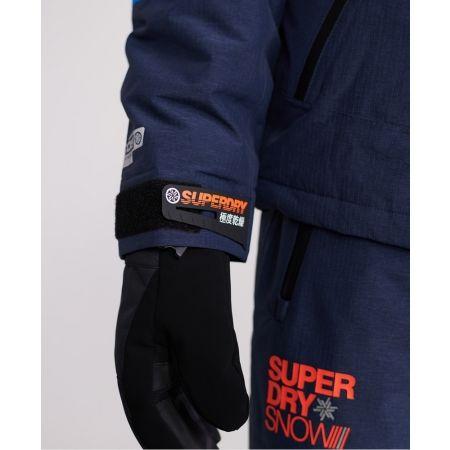 Pánská lyžařská bunda - Superdry SD MOUNTAIN JACKET - 7