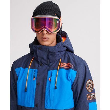 Pánská lyžařská bunda - Superdry SD MOUNTAIN JACKET - 4