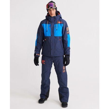 Pánská lyžařská bunda - Superdry SD MOUNTAIN JACKET - 2
