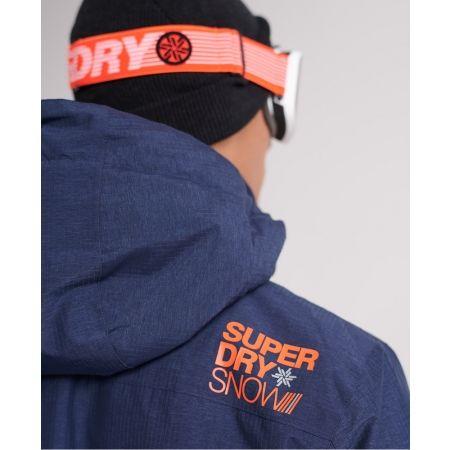 Pánská lyžařská bunda - Superdry SD MOUNTAIN JACKET - 5