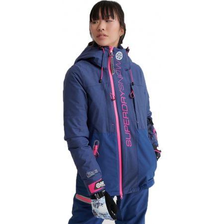 Superdry SLALOM SLICE SKI JACKET - Dámská lyžařská bunda