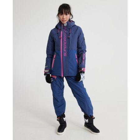 Dámská lyžařská bunda - Superdry SLALOM SLICE SKI JACKET - 3
