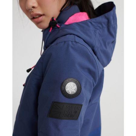 Dámská lyžařská bunda - Superdry SLALOM SLICE SKI JACKET - 5