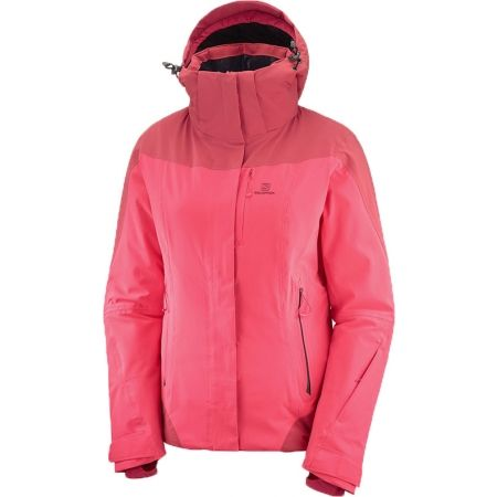 Salomon ICEROCKET JKT W - Dámská lyžařská bunda