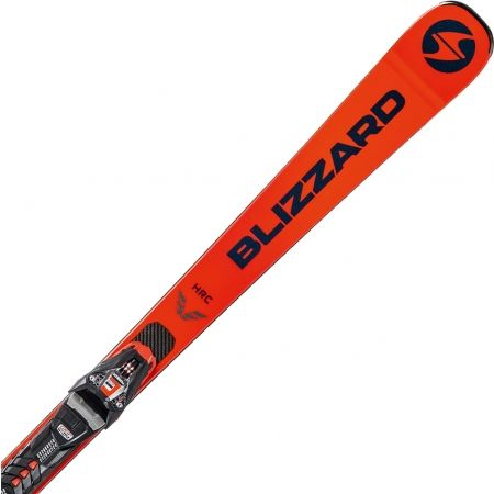 Sjezdové lyže - Blizzard FIREBIRD HRC + XCELL 12 DEMO - 3