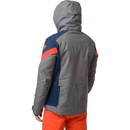 Pánská lyžařská bunda - Rossignol HEATHER - 4