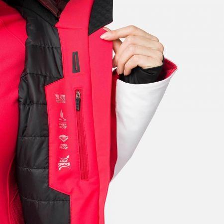 Dámská lyžařská bunda - Rossignol W COURSE SHINY - 7