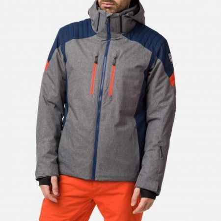 Pánská lyžařská bunda - Rossignol HEATHER - 2