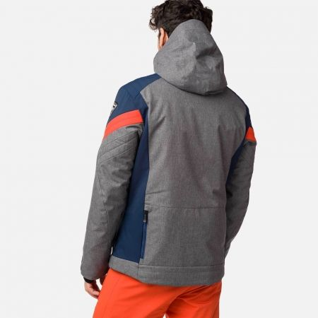 Pánská lyžařská bunda - Rossignol HEATHER - 5