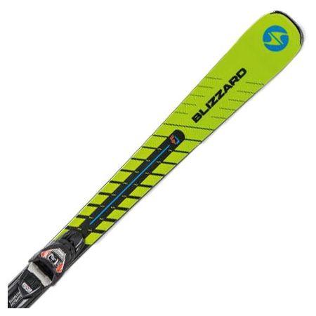 Sjezdové lyže - Blizzard QUATTRO S 76 + TPX 12 DEMO - 3