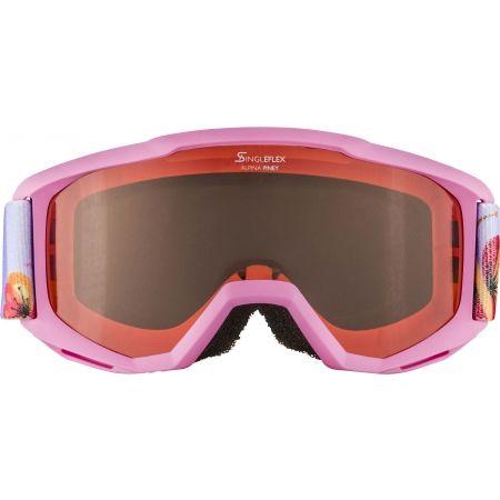 Dětský lyžařský set - Alpina Sports CARAT DISNEY SET MINNIE - 3
