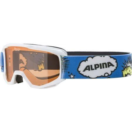 Dětský lyžařský set - Alpina Sports CARAT DISNEY SET DONALD - 2