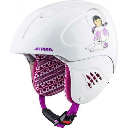 Dětská lyžařská helma - Alpina Sports CARAT - 1