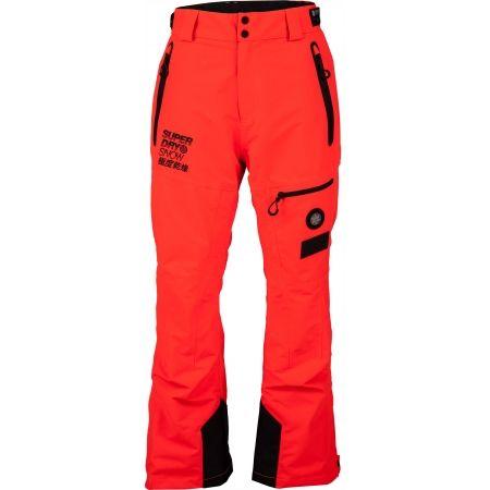 Pánské lyžařské kalhoty - Superdry SD PRO RACER RESCUE PANT - 1