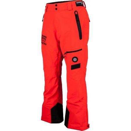 Pánské lyžařské kalhoty - Superdry SD PRO RACER RESCUE PANT - 2