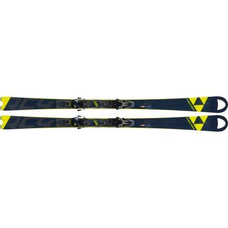 Sjezdové lyže - Fischer RC4 WC SC RT + RC4 Z12 PR - 2