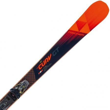 Sjezdové lyže - Fischer RC4 THE CURV GT RT + RSW 13 PR - 1