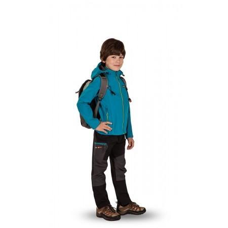 Dětská treková obuv - Merrell CHAMELEON 4 VENTILATOR KIDS - 7