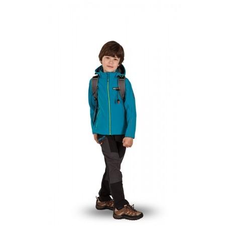 Dětská treková obuv - Merrell CHAMELEON 4 VENTILATOR KIDS - 8