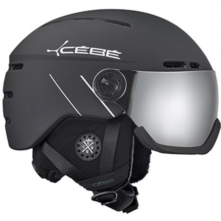 Cebe FIREBALL (56 - 58) CM - Unisex sjezdová helma
