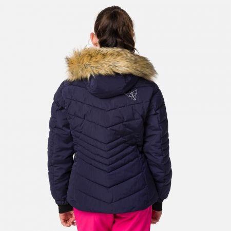 Dívčí lyžařská bunda - Rossignol GIRL BB POLYDOWN PEARLY JKT - 3