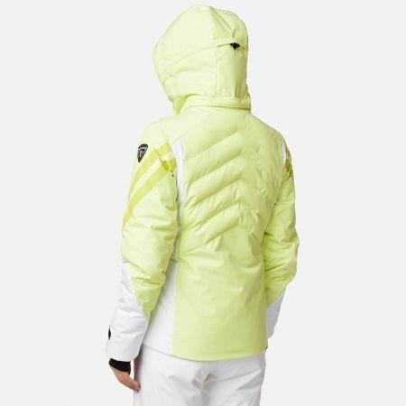 Dámská lyžařská bunda - Rossignol W COURBE JKT - 4
