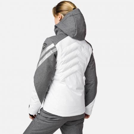 Dámská lyžařská bunda - Rossignol W COURBE HEATHER JKT - 3