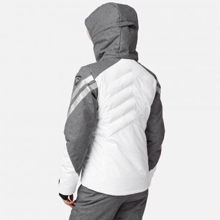Dámská lyžařská bunda - Rossignol W COURBE HEATHER JKT - 4