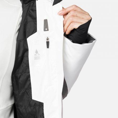 Dámská lyžařská bunda - Rossignol W COURBE HEATHER JKT - 8