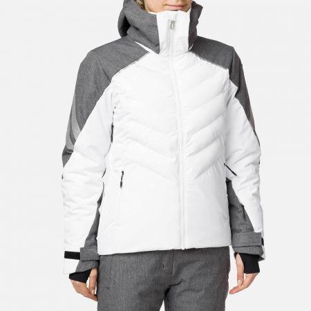 Dámská lyžařská bunda - Rossignol W COURBE HEATHER JKT - 2