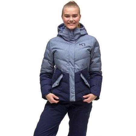 Dámská péřová bunda - KARI TRAA HELICOPTER JACKET - 3