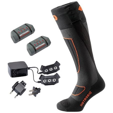 Vyhřívané ponožky - Hotronic HEATSOCKS XLP ONE + PF