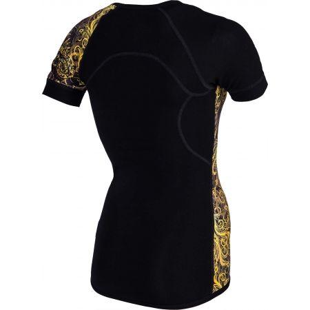 Dámské funkční triko - Suspect Animal GOLD ELEGANT - 3