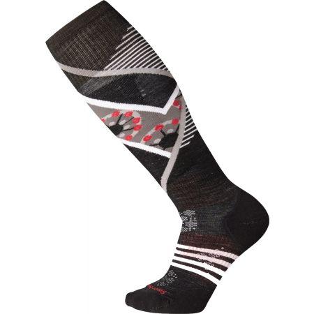 Smartwool PHD SKI LIGHT ELITE PATTERN W - Dámské lyžařské ponožky