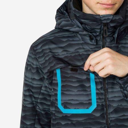 Juniorská lyžařská bunda - Rossignol BOY POLYDOWN PR JKT - 7
