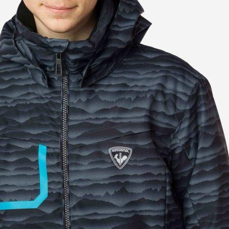 Juniorská lyžařská bunda - Rossignol BOY POLYDOWN PR JKT - 8
