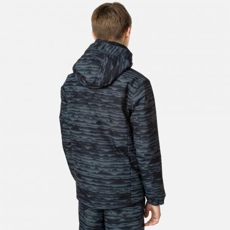 Juniorská lyžařská bunda - Rossignol BOY POLYDOWN PR JKT - 3