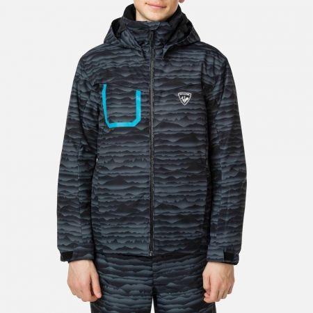 Juniorská lyžařská bunda - Rossignol BOY POLYDOWN PR JKT - 2