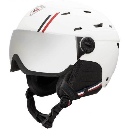 Rossignol ALLSPEED VISOR IMP STRATO - Pánská lyžařská helma