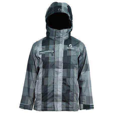 Scott FLURRY B - Chlapecká lyžařská bunda