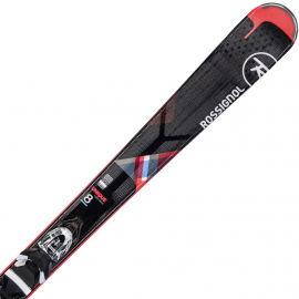 Rossignol UNIQUE 8 + XPRESS W 10 - Dámské sjezdové lyže