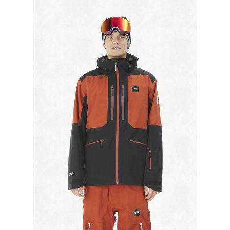 Pánská zimní bunda - Picture NAIKOON - 3