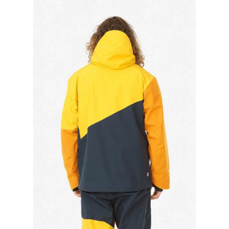 Pánská zimní bunda - Picture ALPIN - 4