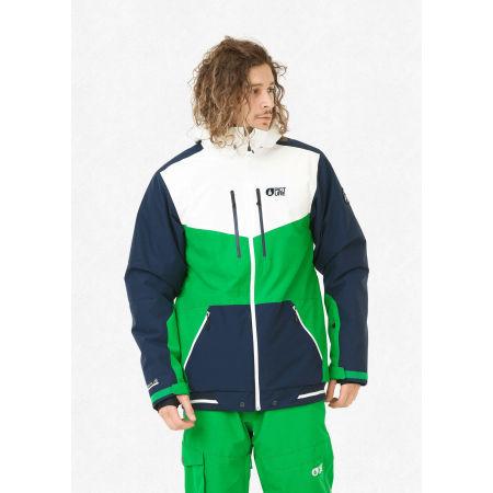 Pánská zimní bunda - Picture PANEL - 3