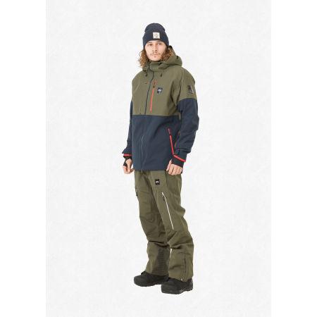 Pánská zimní bunda - Picture STONE - 4