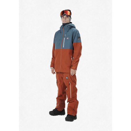 Pánská zimní bunda - Picture STONE - 5