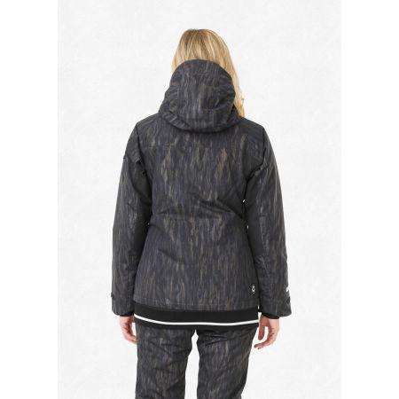 Dámská zimní bunda - Picture LANDER PRINT - 4