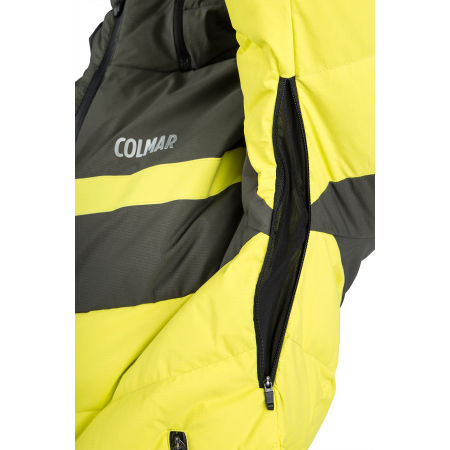 Pánská lyžařská bunda - Colmar M. DOWN SKI JACKET - 8